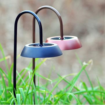 solárne záhradné svetlo